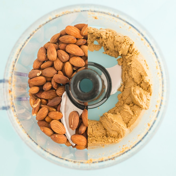 how to make homemade pumpkin almond butter