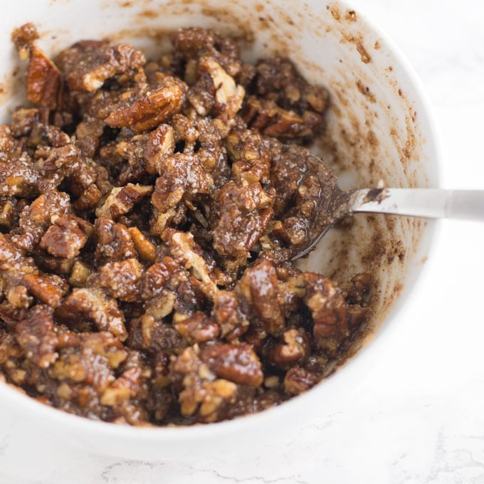 pecan topping for sweet potato casserole