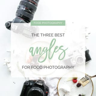 3 Best Angles for Food Photography - The angle of a photo contributes to the overall composition. This guide explains different food photography angles along with their use cases! #photography #foodphotography #foodphotographytips #syling #ideas #composition | mindfulavocado