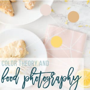 Color Theory & Food Photography -- With an understanding of basic design guidelines, styling and composition is a breeze! Set up a composition with ease using these principles. #photography #style #composition #foodphotography #dslr #nikon #canon #design   mindfulavocado
