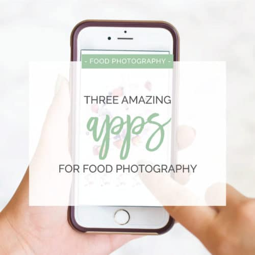 Best Apps for Food Photography