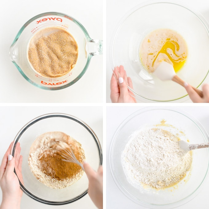 how to make yeast dough