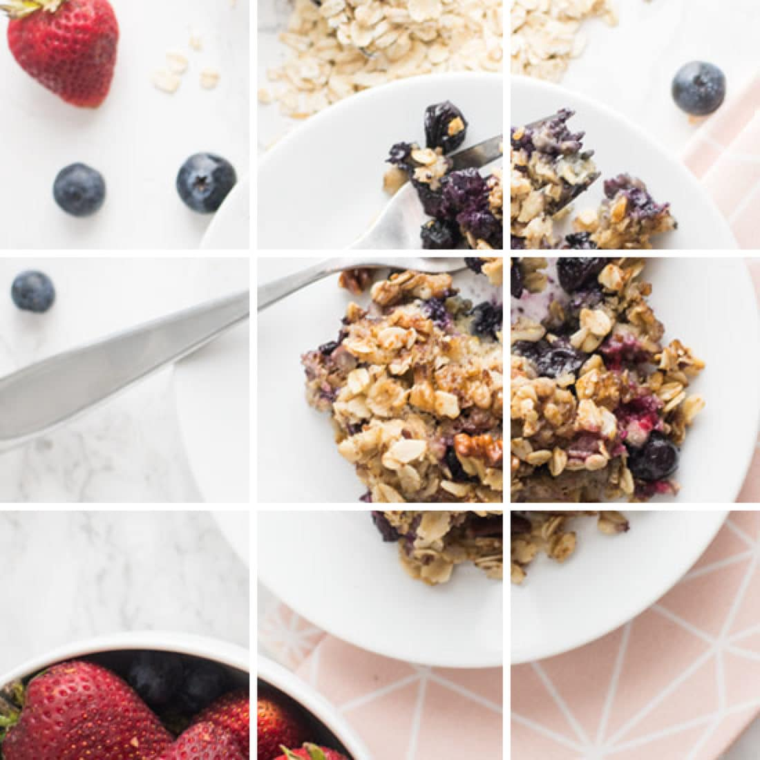 rule of thirds and food photography