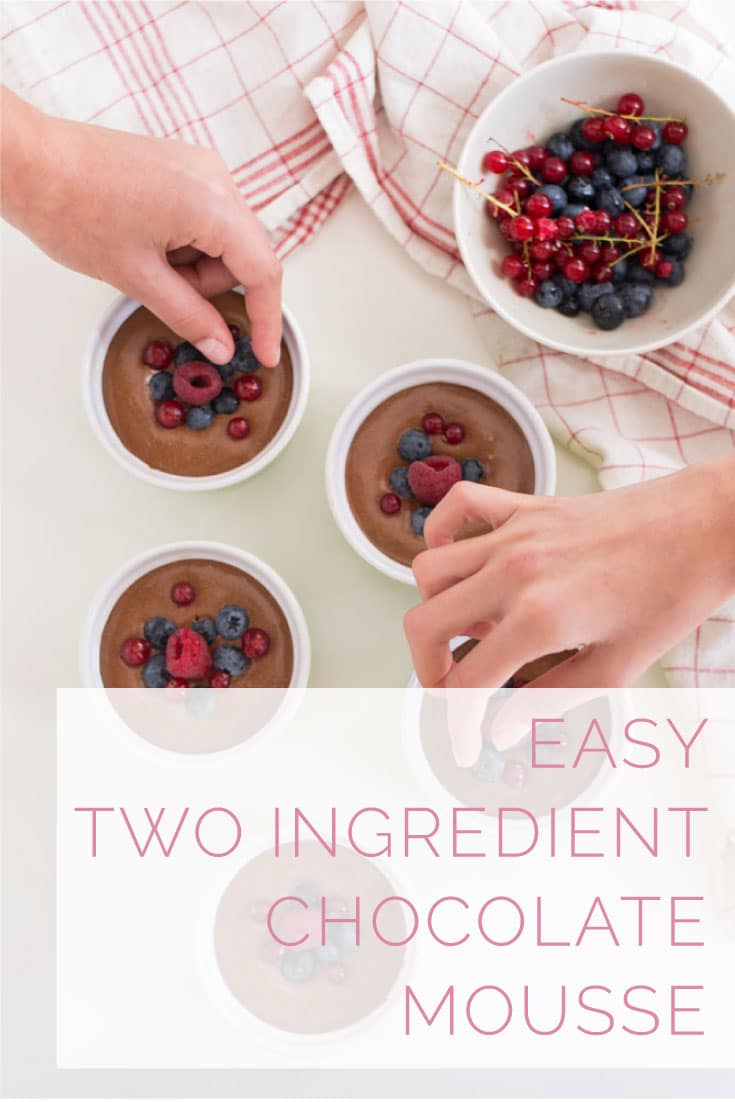 Mindful Avocado chocolate_mousee_pinterest_2 Easy Chocolate Mousse Recipe {from France!}