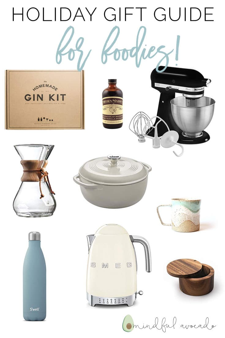 Mindful Avocado gift-guide_01 The Ultimate Gift Guide for the Foodie Lover in Your Life