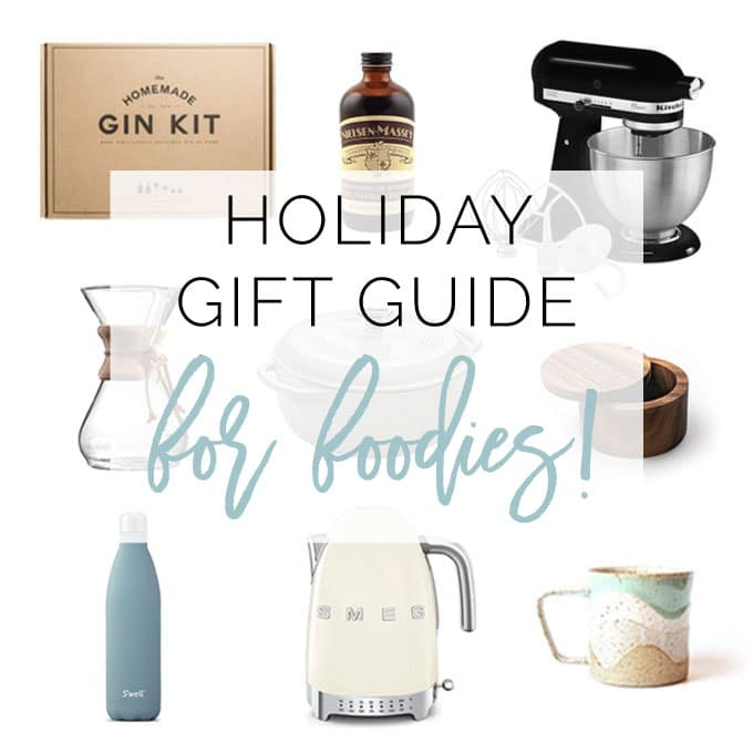 The Ultimate Gift Guide for the Foodie Lover in Your Life
