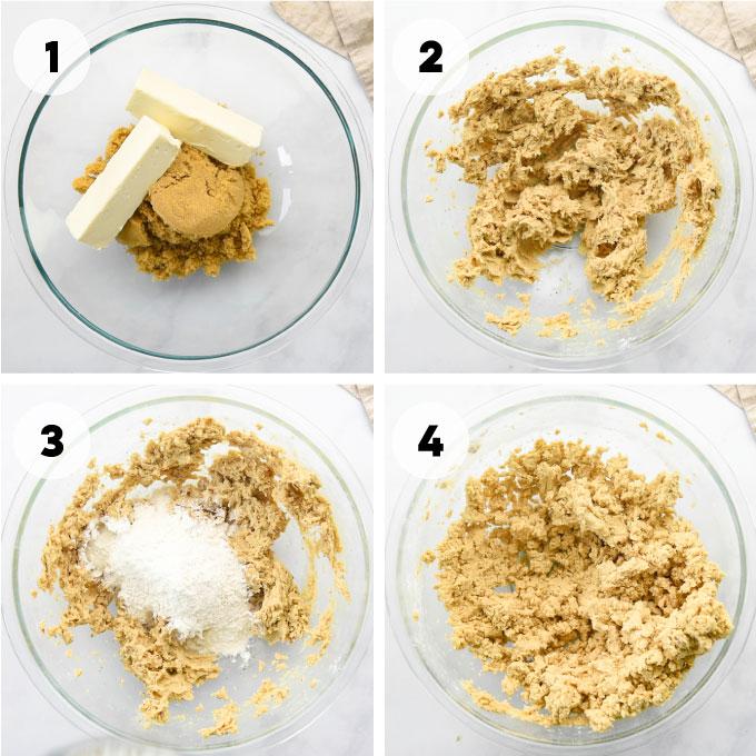 how to make the best vegan snickerdoodle cookies