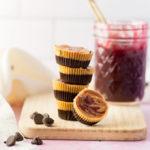Healthy PB + J Cups