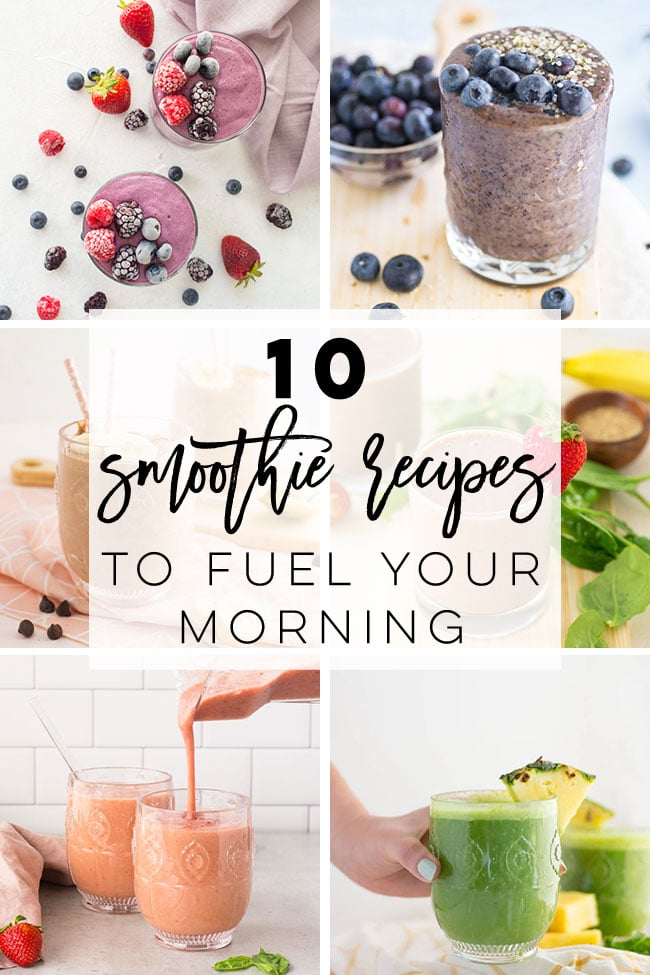 10 Vegan Smoothie Recipes To Fuel Your Morning Mindful Avocado