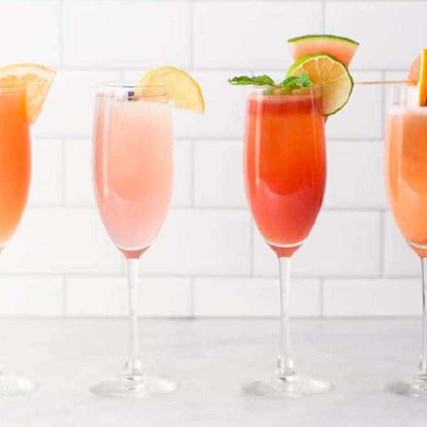 how to make mimosas plus 4 recipes