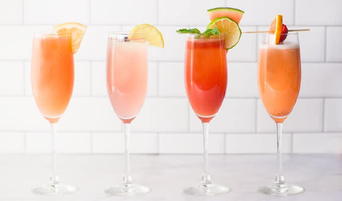 The Best Mimosa Recipe Plus 4 Variations Mindful Avocado