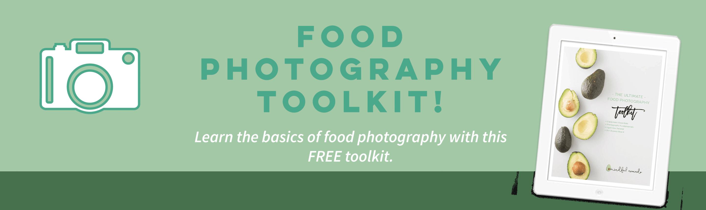 Mindful Avocado photography-toolkit-header Food Photography Tool Kit