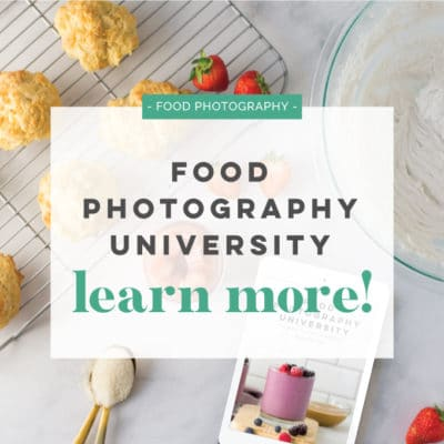 Food Photography University
