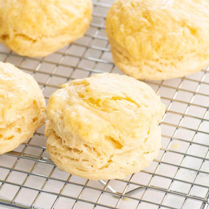 the best vegan biscuit recipe