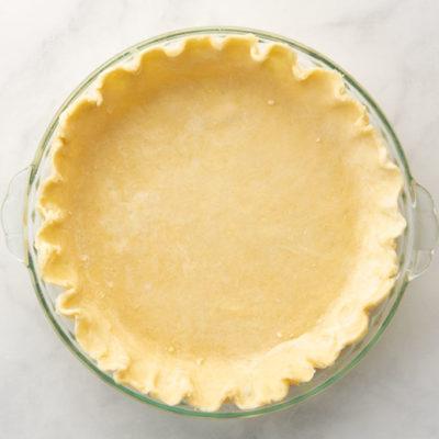 Flakey Vegan Pie Crust