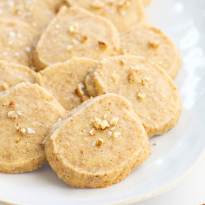 Pecan Sandies + VIDEO