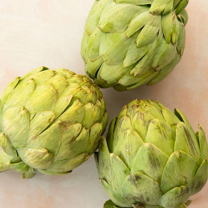 tips for how to cook artichokes